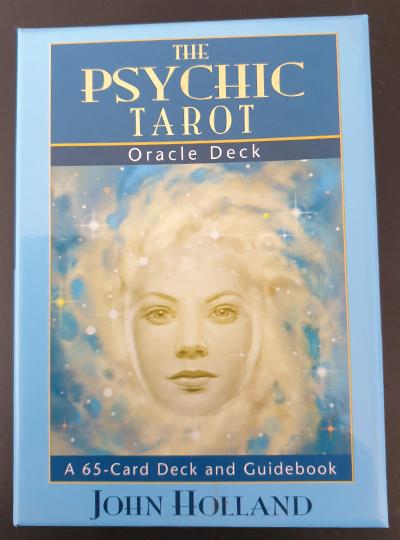 The Psychic Tarot - John Holland