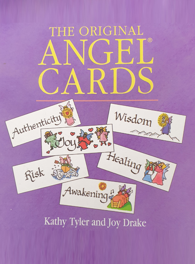 The Original Angel Cards - Kathy Tyler and Joy Drake