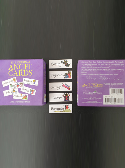 The Original Angel Cards with Guide Book - Kathy Tyler and Joy Drake