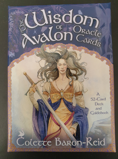 Wisdom of Avalon Oracle Cards - Colette Baron-Reid