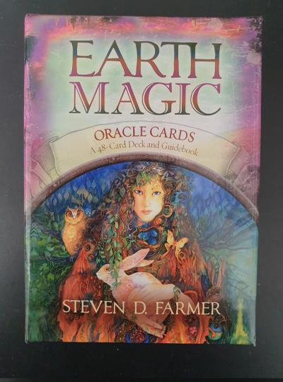Earth Magic - Steven D Farmer