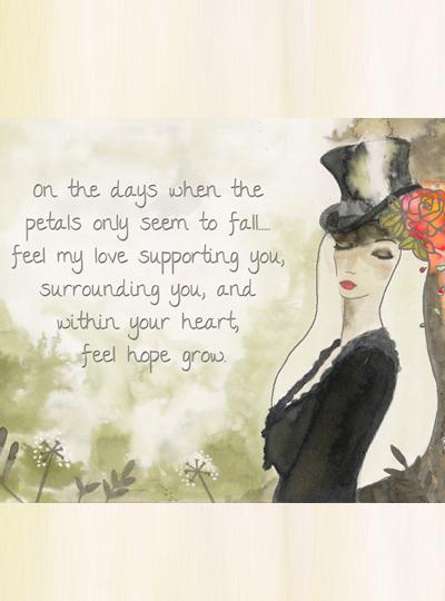 Inspirational Cards - 'Hope'