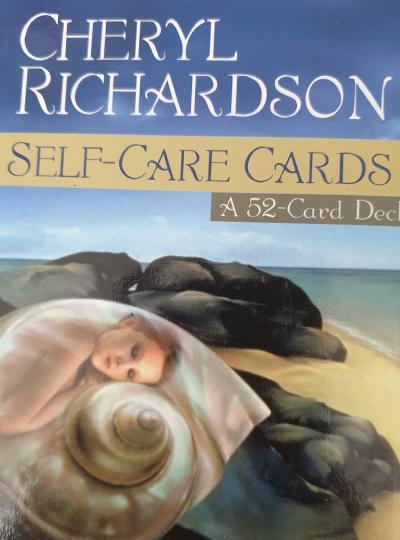 Self Care Cards - Cheryl Richardson