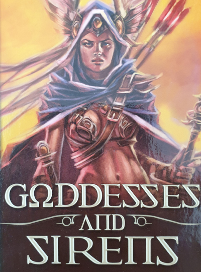 Goddesses and Sirens - Oracle Cards